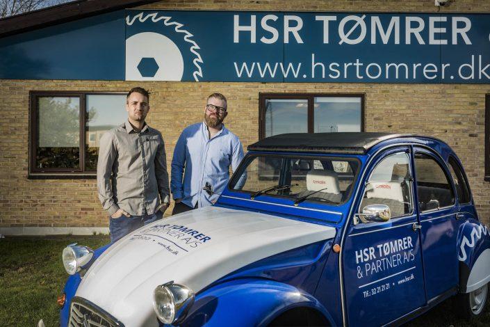HSR Tømrer & Partner A/S 2