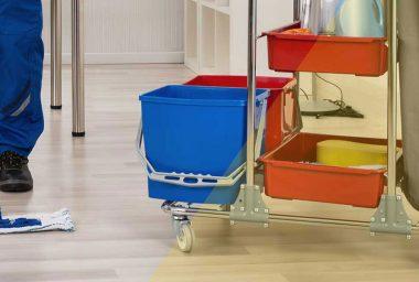 Rengøringshjælp - Mangler du rengøringsfolk til din restaurant med