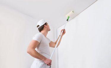 Maling af vægge og lofter