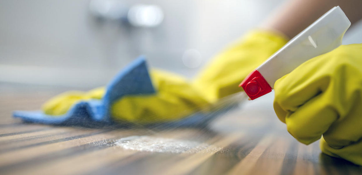 Cleaning, Rengøring