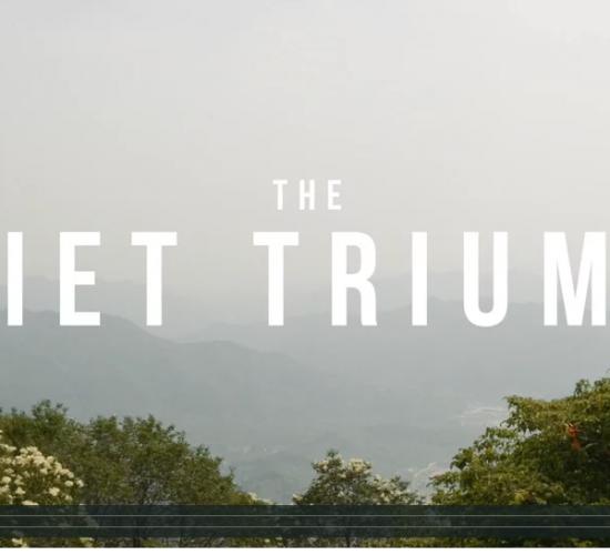 THE QUIET TRIUMPH
