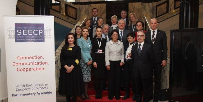 SEE Embrace a Regional Approach on Safeguard of Energy Security by Dr Lorenc Gordani, 27th March 2017
