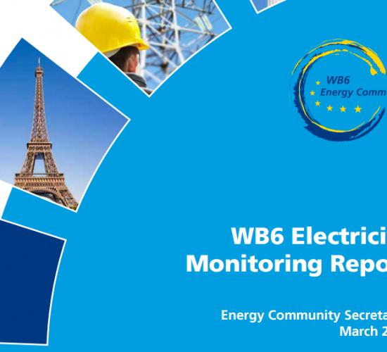 Towards Trieste Summit – Western Balkan 6 more than halfway through creating a regional electricity market, ECS, 03 Apr 2017