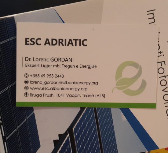 ESC Adriatic: Get in touch with us! 29 April 2017