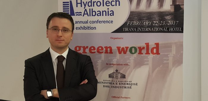 Obstacles to be addressed to increase hydropower in Albania by Dr Lorenc Gordani on 06th May 2017