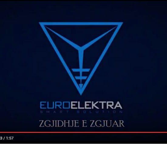 EuroElektra – Smart Solution, Video EuroElektra published on 24th May, 2017