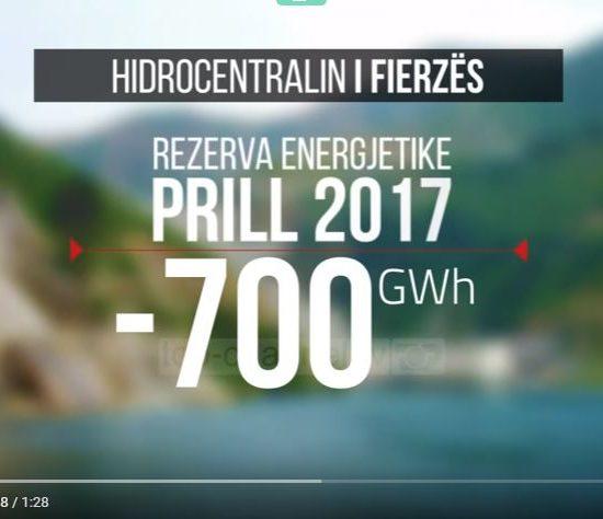 """Kriza energjetike përgjegjësi e drejtuesve dhe ministrave """"teknikëve"""", Top Channel, 3 Korrik 2017"""
