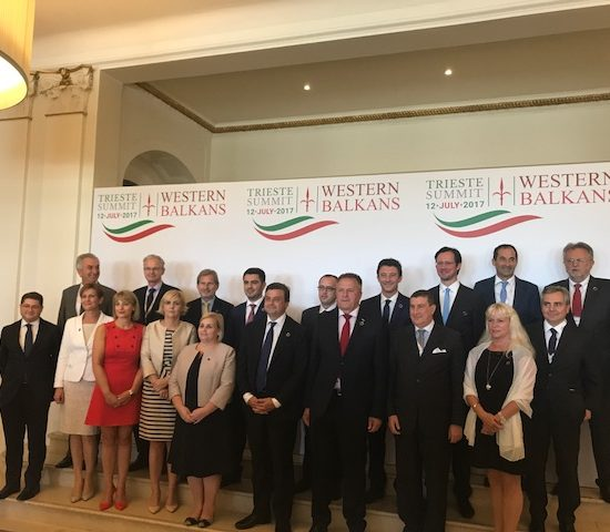 WB6 and EU Member State electricity markets further integration, ECS, 13 July 2017