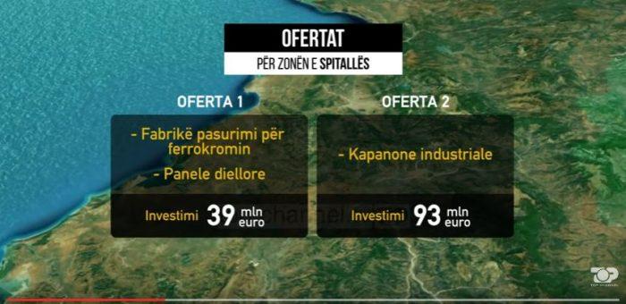 Fituesi për zonën e Spitallës, investimi 38.4 mln euro, ECS Adriatic, 15 Korrik 2017