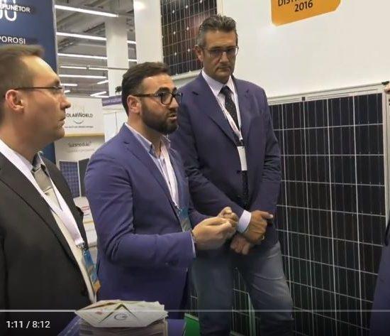 Video e Panairit te Energjisë ne Tirana Expo Center, ESC Adriatic, 21 Korrik 2017