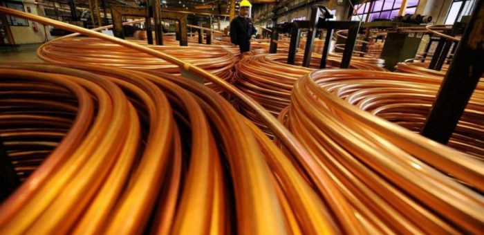 Albanian open invitation to investments in the copper industry, Dr Lorenc Gordani, 4 July 2017