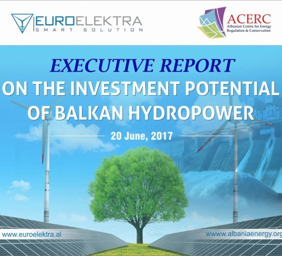Legal Granting Issues of HPP in the WBs by EuroElektra/Dr Lorenc Gordani, 22nd August 2017