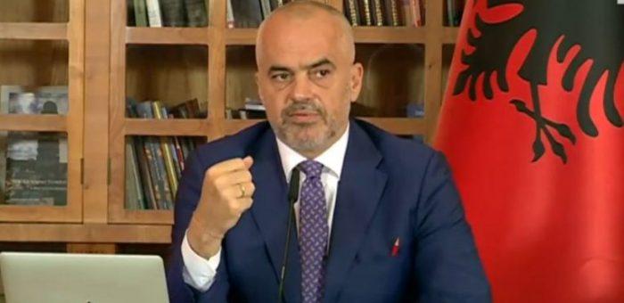 PM Rama discuss next steps in Albania's energy reform process, ECS, 6 September 2017