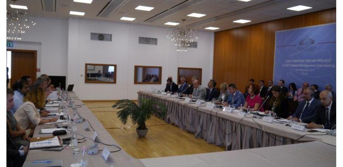 Albania, Montenegro Eye EU Funding for Gas Pipeline, Gjergj Erebara/BIRN, 8 September 2017