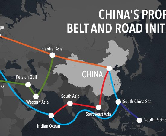 """What China's """"Belt and Road Initiative"""" means for the WBs, by Vanora Bennett / EBRD, 11 Sept. 2017"""