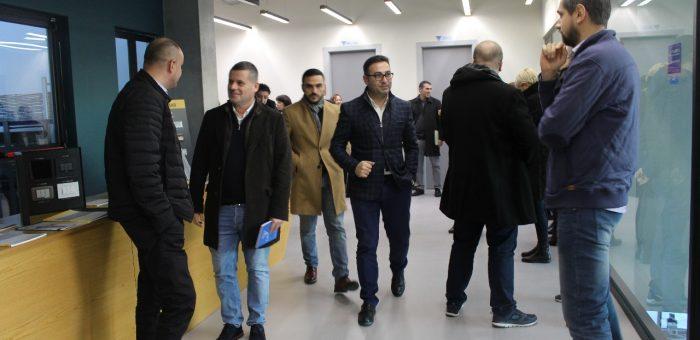 IRENA workshop activity at the premises of the company EuroElektra, 6th December 2017, Tirana, Albania
