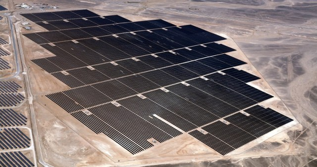 The weekend read: Solar's new fertile crescent, PV Magazine, 7th January 2018