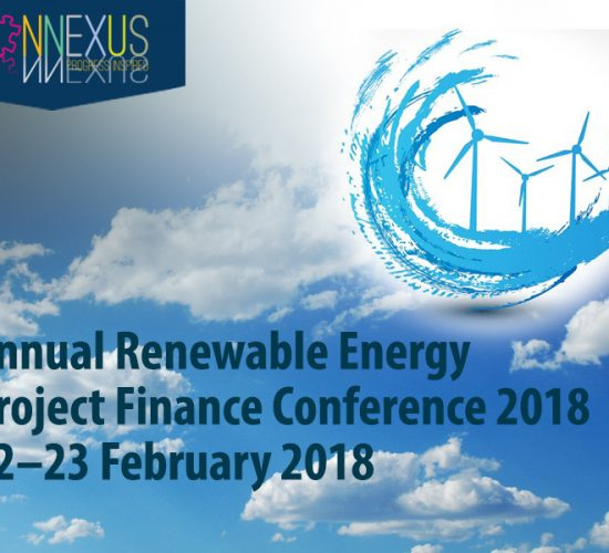 Annual Renewable Energy Project Finance Conference, 22-23 Feb. 2018, London