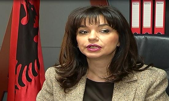 Mrs. Sonila QATO – Minister of State for Entrepreneurship