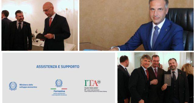 Da Oggi Tirana è Capitale della Cooperazione Industriale Italo – Albanese