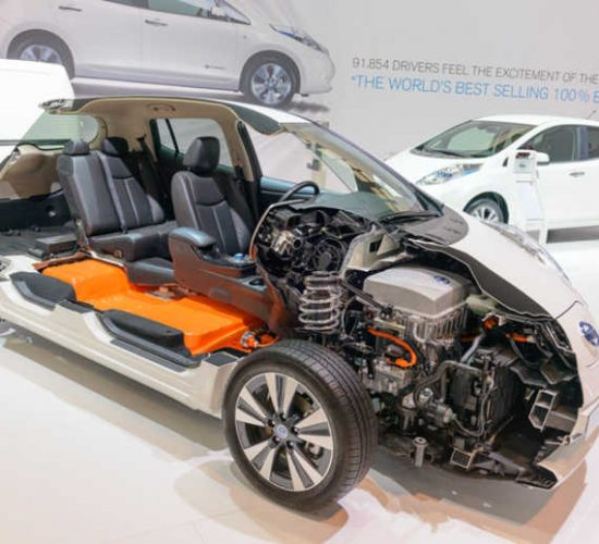 European Electric Vehicle Batteries Summit 2018