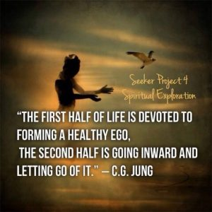 Ego and letting go