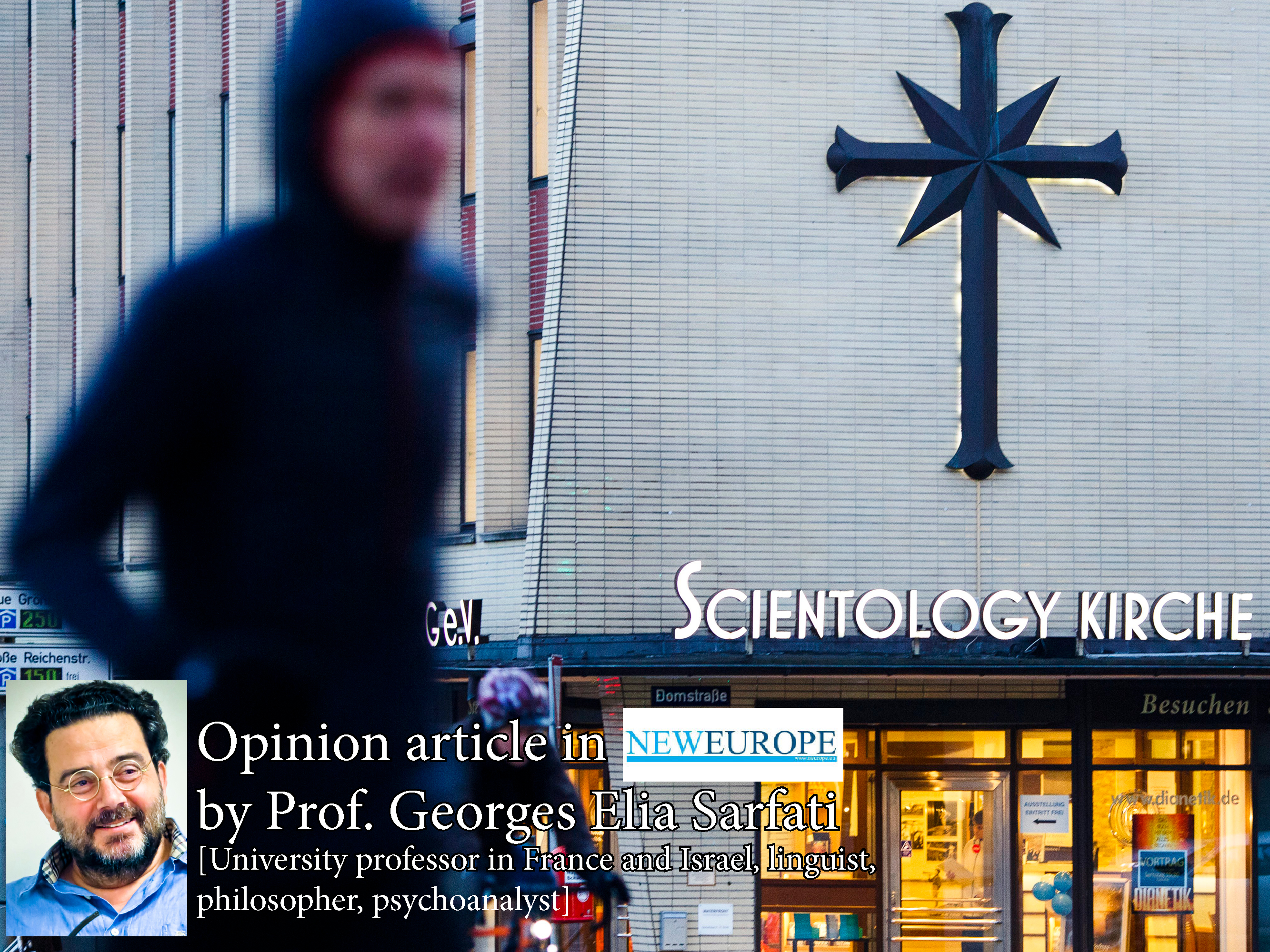 Opinion article about Discrimination of Scientologists by Munich authorities.