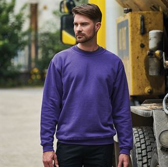 RX301 sweater purple paars 01