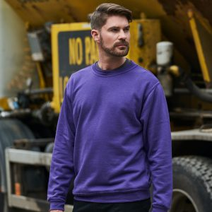 RX301 sweater purple paars 04