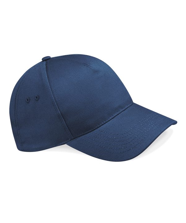 BC015 Ultimate 5 panel Cap French Navy