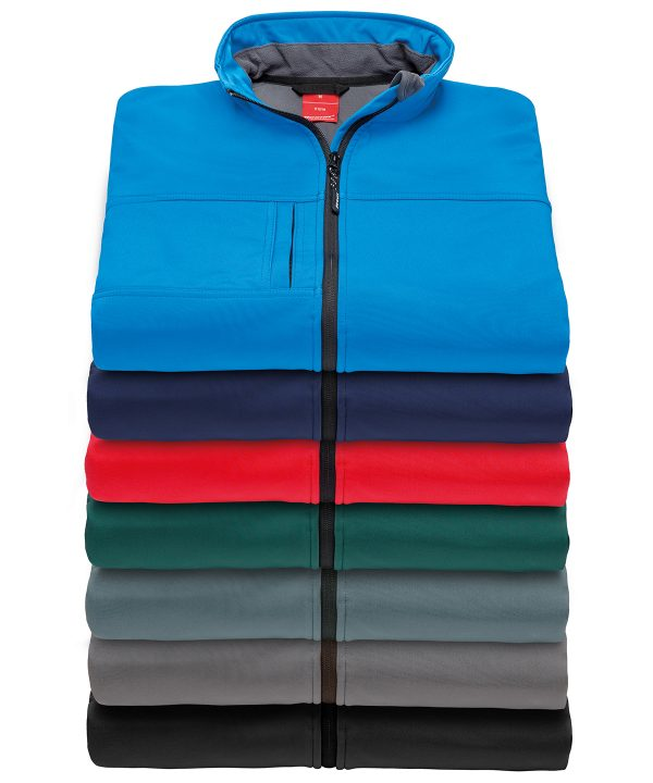 R121A Softshell Jack colours