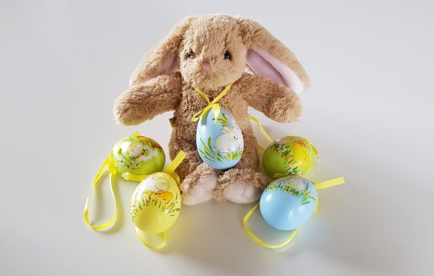 Which came first: The Easter Bunny or the egg?