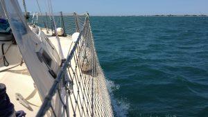 Navigation au large
