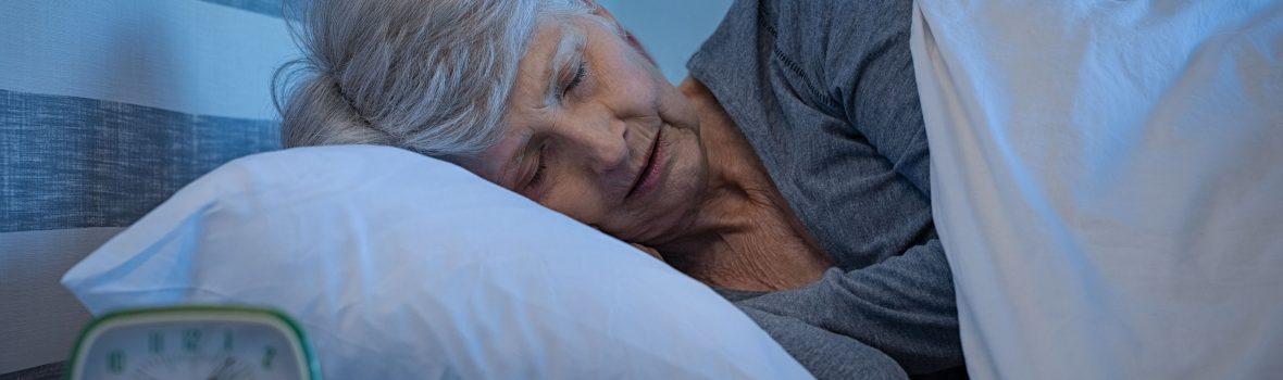 Åldrande och djupsömn - en möjlig koppling till demens och Alzheimers
