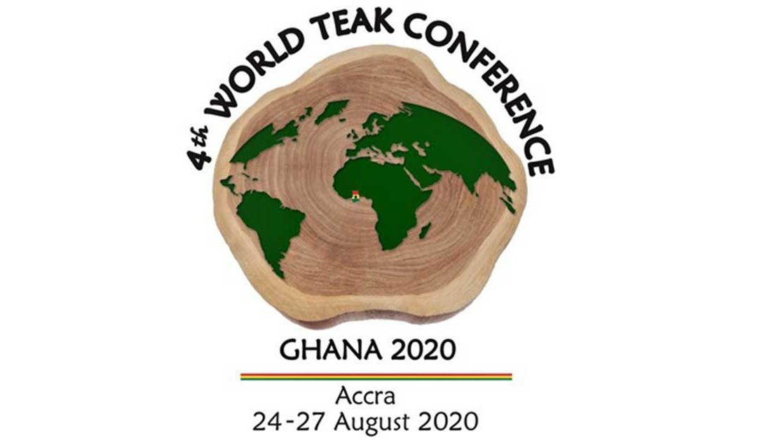 Coming up: 4th World Teak Conference