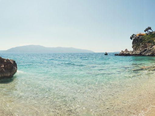 Vlorë Beach, City & History
