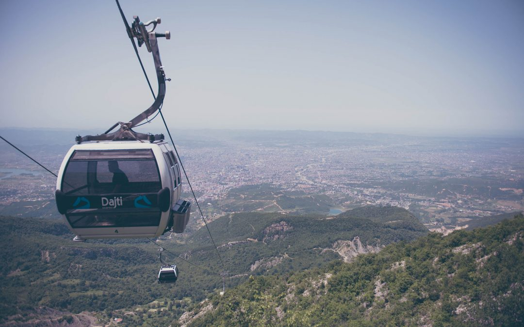 Dajti – Adventure is only a Cable Car Ride Away from the Heart of Tirana