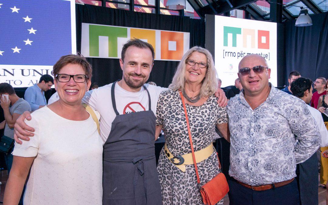 Vi upplever det Albanska köket tillsammans med Monica Oldsberg – Del 1