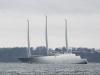 A - Sailing Yacht A 6. februar 2017