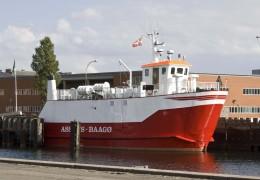 Baagø-færgen 3. august 2012