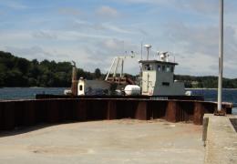 Barsøfærgen 19. juli 2013