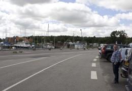 Kragenæs Havn 2. april 2012