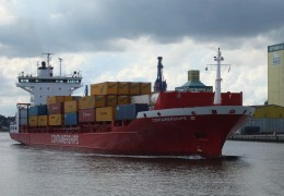 Containerships VI - 19. august 2014