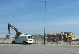Containerterminalen i Nordhavnen KBH 2. maj 2016