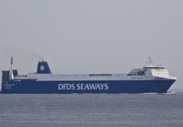 Corona Seaways ved Ålsgårde 11. maj 2013