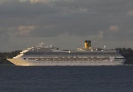 Costa Fortuna 3. juni 2012