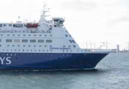 Crown Seaways 1. maj 2014