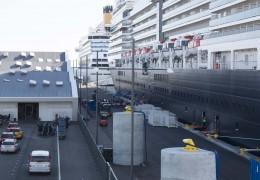 Eurodam 20. juli 2014