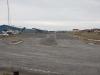Tilkørselsområdet til den tidligere Grenaa Hundested overfart 22-02-2013