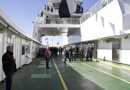 Isefjord ved navngivningen 20. april 2013